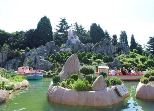 pays contes de fees attraktion disneyland paris foto