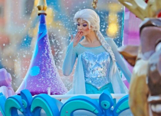 frozen celebration magisch in disneyland paris