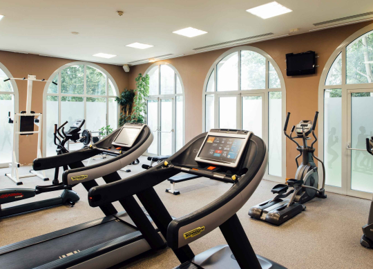 Fitness Dream Castle Hotel