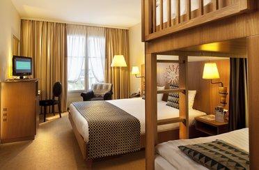 Hotelzimmer Dream Castle