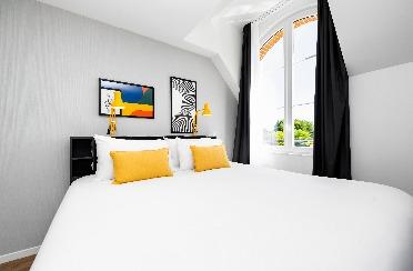 Hotelzimmer Staycity Aparthotel Disneyland Parijs