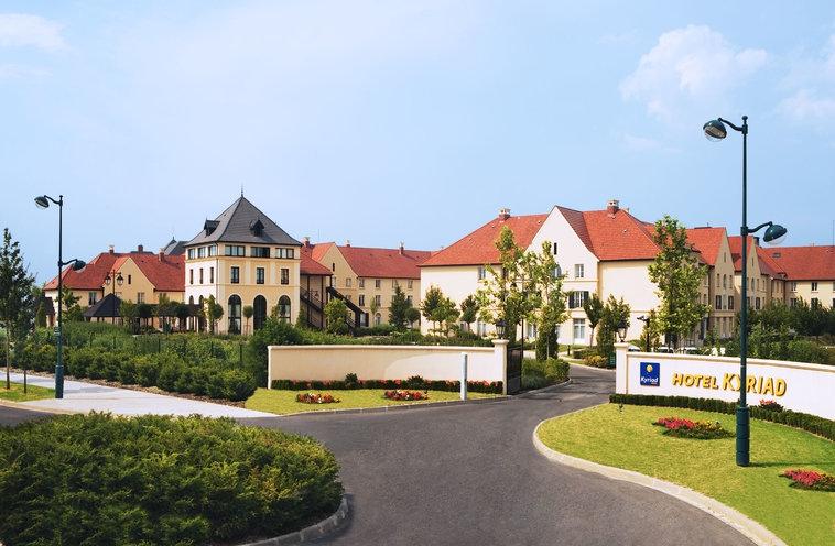 Hotel Campanile Partnerhotel von Disney