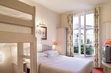 Hotelzimmer Kyriad