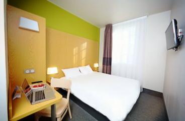 Zwei-Bett-Zimmer Hotel B&B