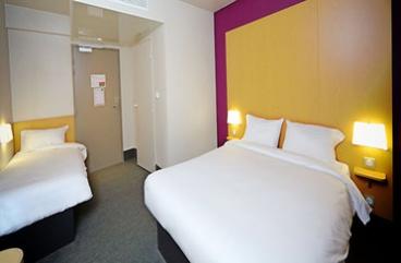 Drei-Bett-Zimmer Hotel B&B