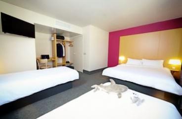 Fünf-Bett-Zimmer Hotel B&B